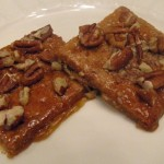 Quick And Easy Low Calorie Praline Cookie Bars