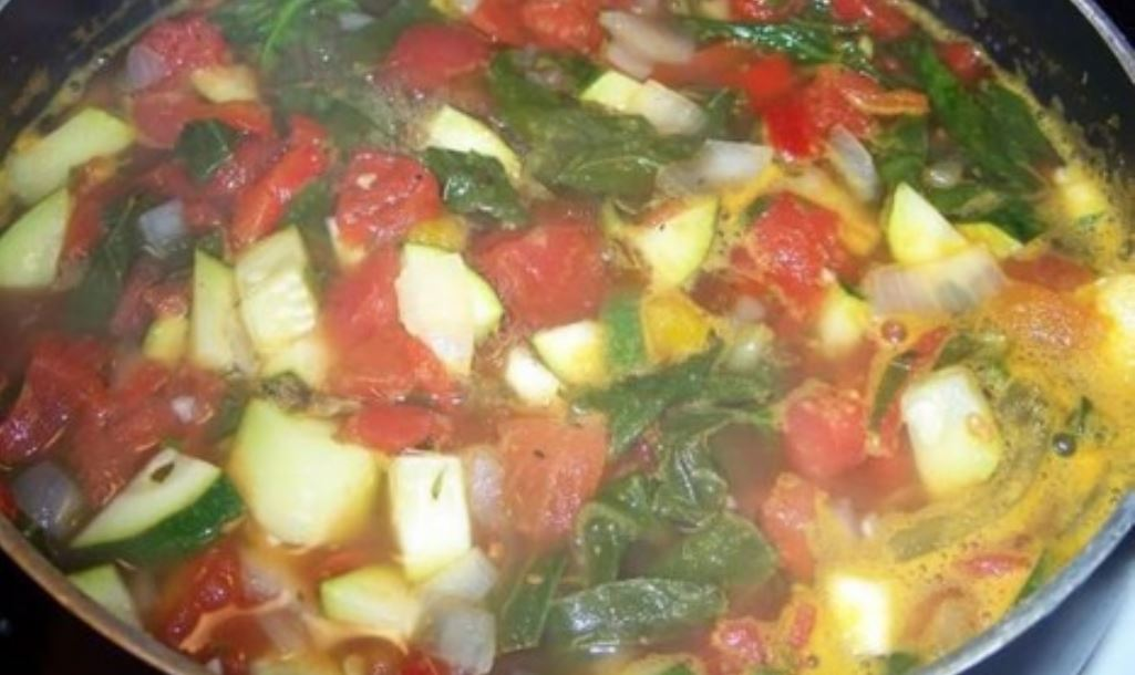 Weight Watchers Zero Point soup recipe with many variations