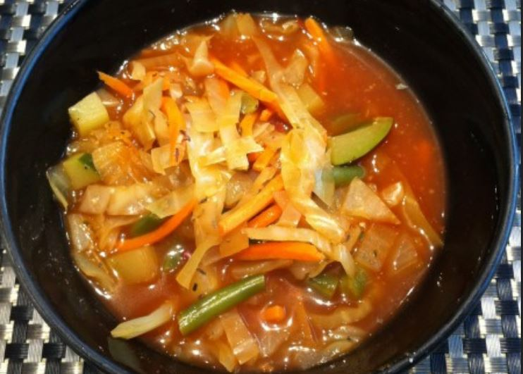 Weight Watchers 0 Point Cabbage Soup