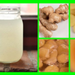 How to Making Ginger Water to Treat Migraines, Heartburn, Joint & Muscle Pain